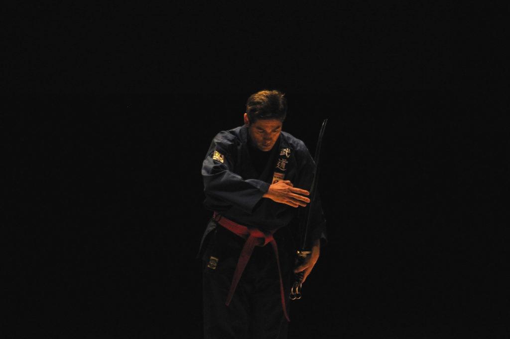Démonstration Viêt Vo Dao - Epée