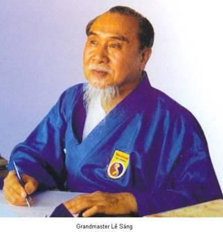 Maître Lê Sang - Maitre patriarche Vovinam