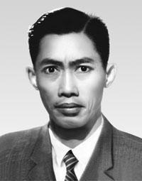 Maître Nguyen Loc - Fondateur du Vovinam Viêt Vo Dao